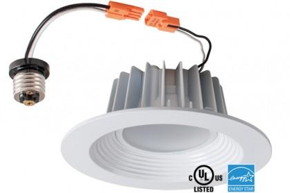 recessed led can light retrofit. Black Bedroom Furniture Sets. Home Design Ideas